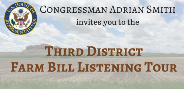 Farm Bill Listening Tour feature image